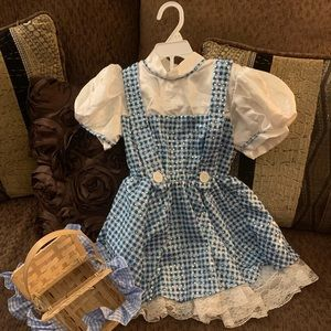 Other - Dorothy costume size 5